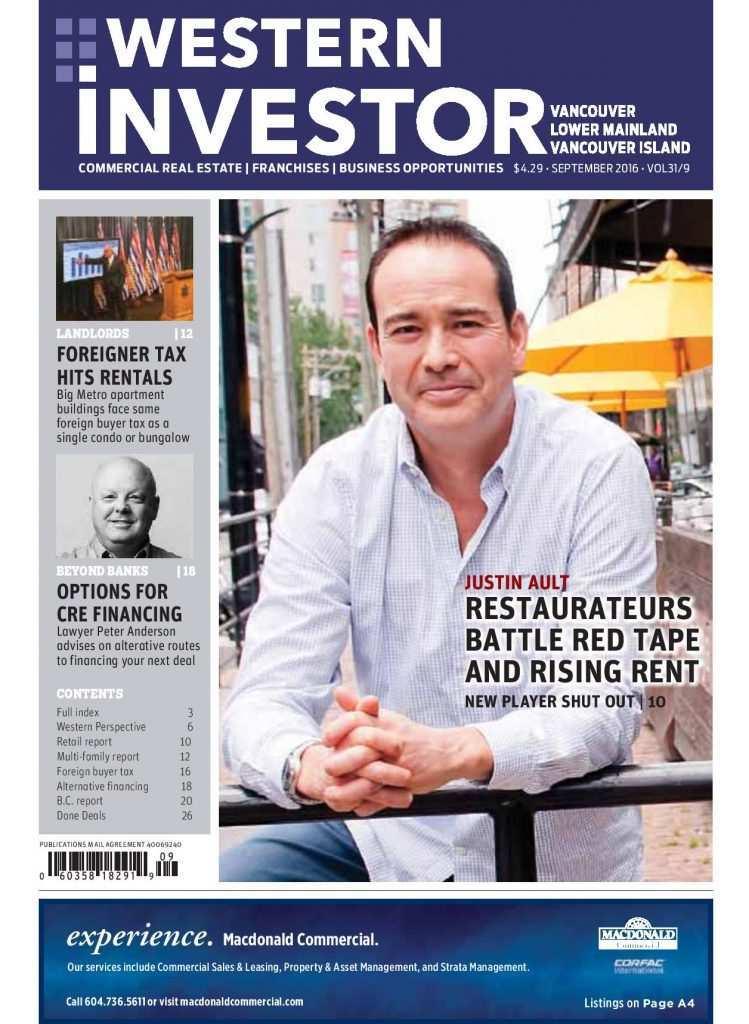 Western Investor Sept 2016