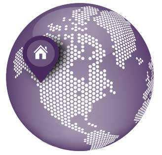 Residential Globe Image