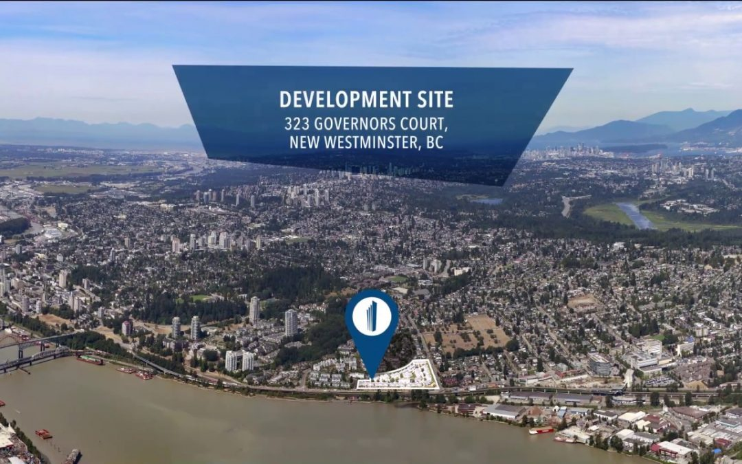 New Westminster Development Site: 323 Governors Court