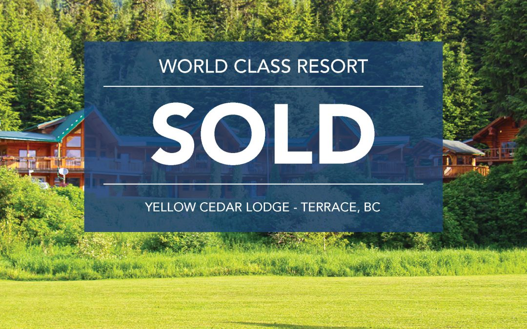 SOLD: Yellow Cedar Lodge, Terrace BC