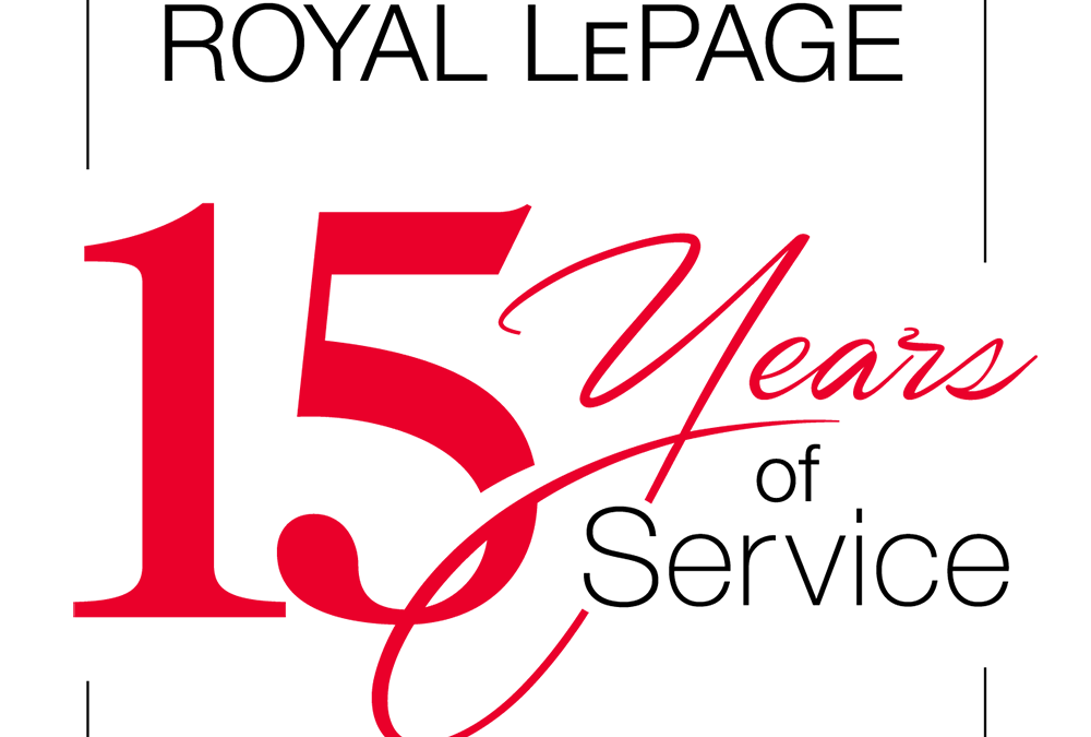 Klein Group Celebrates 15 Years of Service with Royal LePage