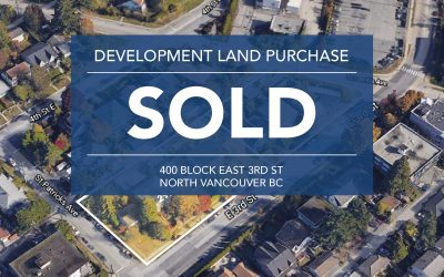 SOLD: 400 Block East 3rd St