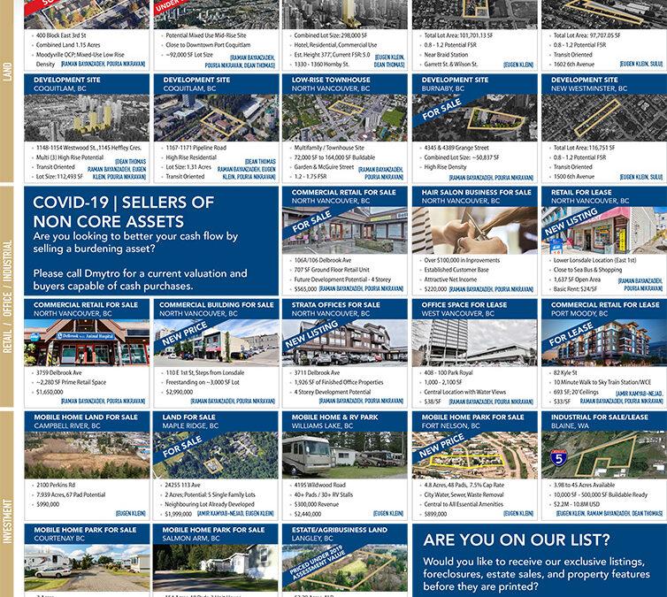 Press Release: Western Investor Ad – June 2020