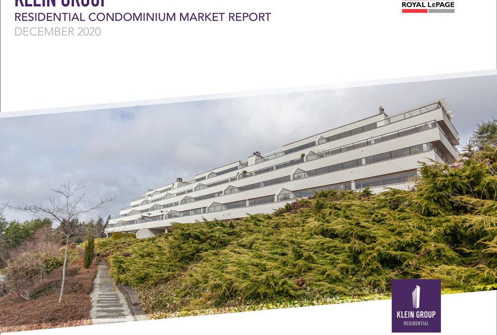 2020 – December Residential Condominium Market Report