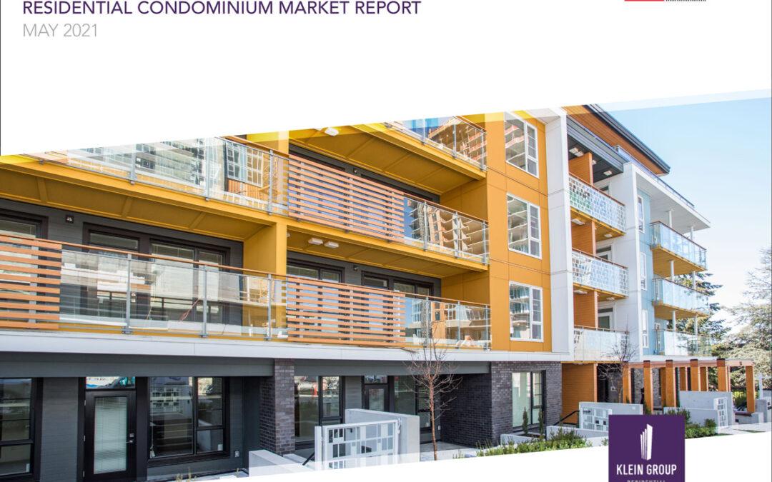 2021 – May Residential Condominium Market Report