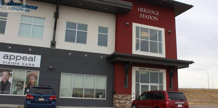 110, 876 Heritage Boulevard, Lethbridge, Alberta, Canada T1K8G1, Register to View ,For Lease,Heritage,LD0188413