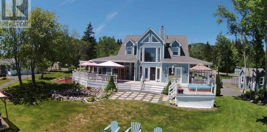 45227 Cabot Trail, North Shore, Nova Scotia, Canada B0C1H0, 15 Bedrooms Bedrooms, Register to View ,11 BathroomsBathrooms,House,For Sale,202004729