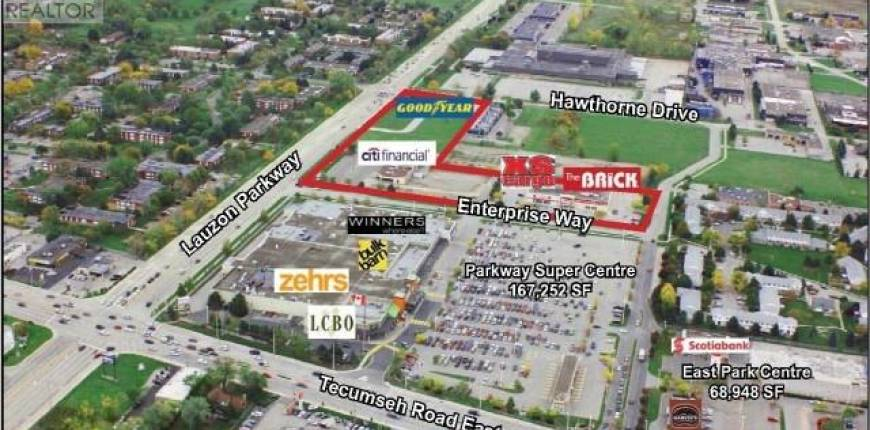 2651 LAUZON PARKWAY Unit# 4, WINDSOR, Ontario, Canada N8T1C5, Register to View ,For Lease,LAUZON,1311858