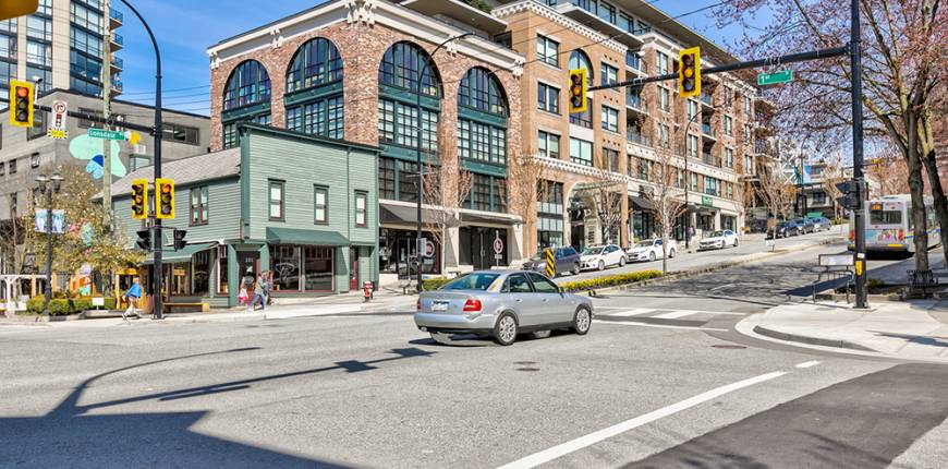 1 - 110 East 1st Street, North Vancouver, British Columbia, Canada, Register to View ,For Lease,East 1st,380600602275840