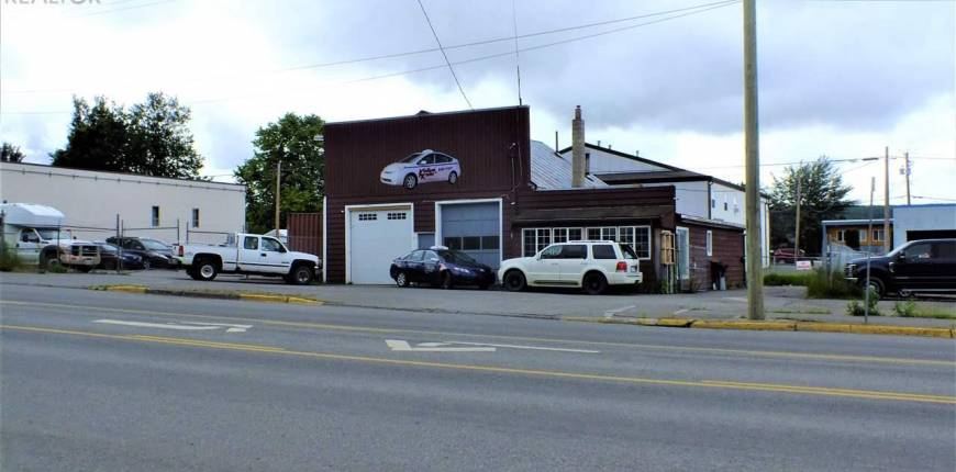 4449-4455 LAKELSE AVENUE, Terrace (Zone 88), British Columbia, Canada V8G1P1, Register to View ,For Sale,C8032656