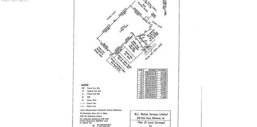 318A MAIN Road, LONG COVE, Newfoundland & Labrador, Canada A1A1A1, Register to View ,For Sale,MAIN,1217361