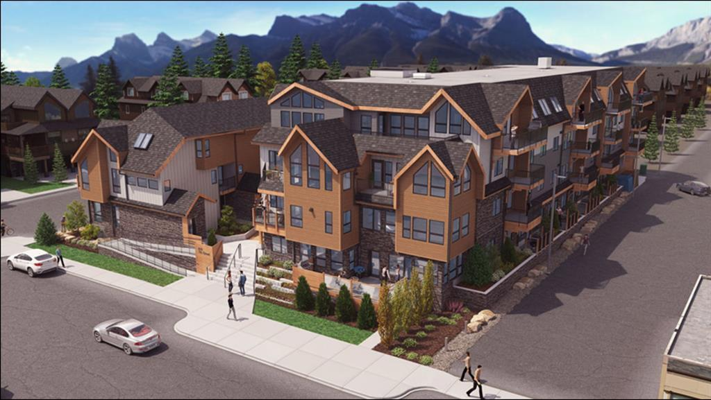 101, 810 7th Street, Canmore, Alberta, Canada T1W2C8, 3 Bedrooms Bedrooms, Register to View ,2 BathroomsBathrooms,Condo,For Sale,7th,A1027486