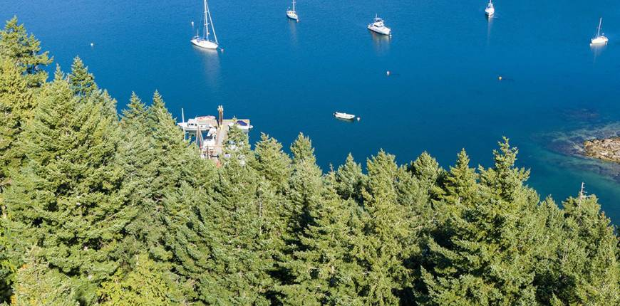 Lot A Horton Bay Road, Mayne Island, British Columbia, Canada, Register to View ,Land,For Sale,Horton Bay,380600602275856