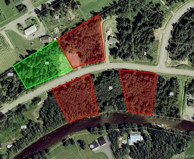 Lot 32 Riverside Crescent, Grand Sault/Grand Falls, New Brunswick, Canada E3Y3X1, Register to View ,For Sale,NB051559