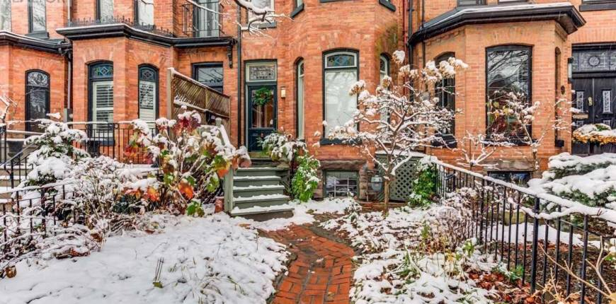 #MAIN -100 SEATON ST, Toronto, Ontario, Canada M5A2T3, 1 Bedroom Bedrooms, Register to View ,1 BathroomBathrooms,Townhouse,For Rent,Seaton,C5055474