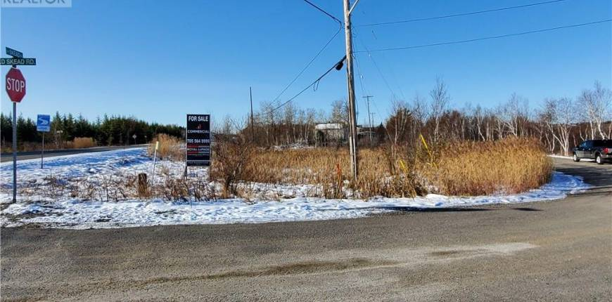 Lot 2 Skead Road, Greater Sudbury, Ontario, Canada P3L1N4, Register to View ,For Sale,2090860