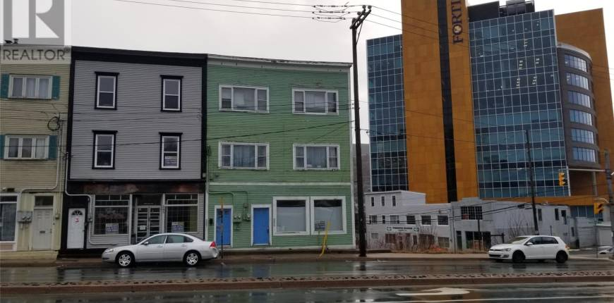 209 New Gower Street, St. John's, Newfoundland & Labrador, Canada A1C1K2, Register to View ,For Sale,New Gower,1224539