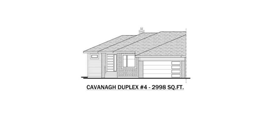 2113 CAVANAGH DR SW, Edmonton, Alberta, Canada T6W4G1, 3 Bedrooms Bedrooms, Register to View ,3 BathroomsBathrooms,Duplex,For Sale,E4228336