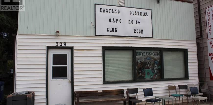 329 Redcoat DR, Eastend, Saskatchewan, Canada S0N0T0, Register to View ,For Sale,SK841722