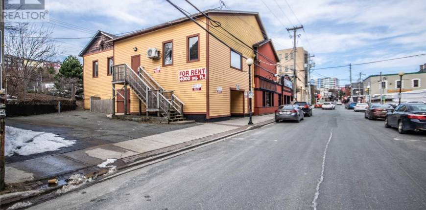36 George Street, St. John's, Newfoundland & Labrador, Canada A1C1J4, Register to View ,For Sale,George,1226132