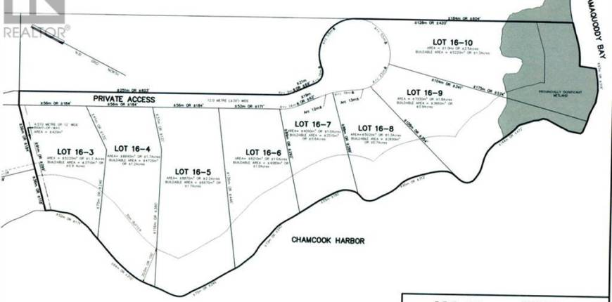 40 Clamshell Lane, Chamcook, New Brunswick, Canada E5B1N5, Register to View ,For Sale,NB032723