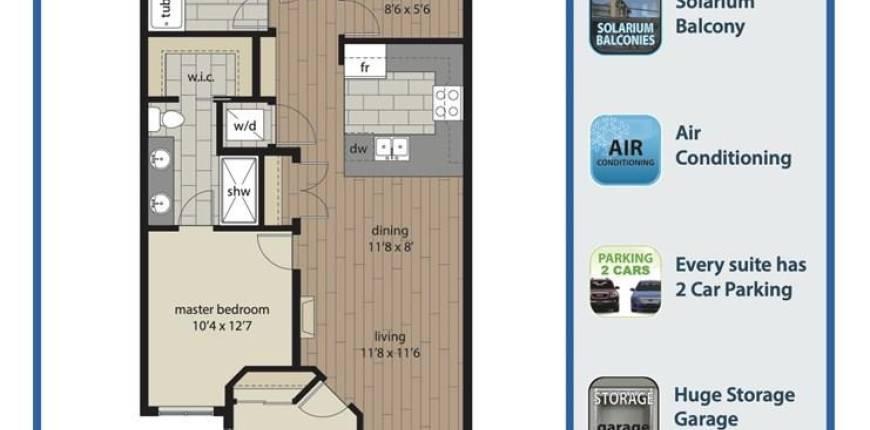 402 20376 86 AVENUE, Langley, British Columbia, Canada, 2 Bedrooms Bedrooms, Register to View ,2 BathroomsBathrooms,Condo,For Sale,86,R2550525