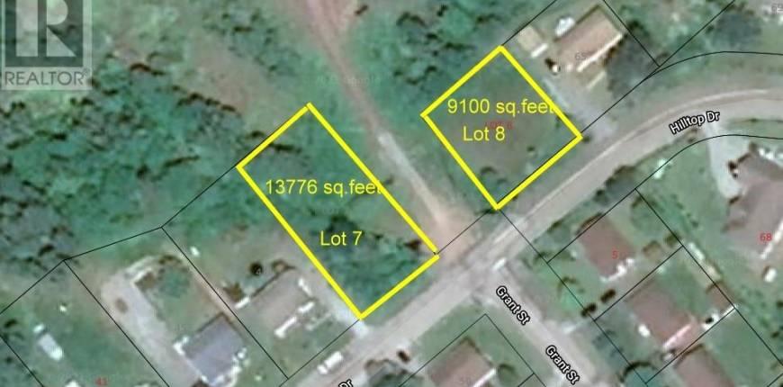 Lot 8 Hilltop Drive, Port Hastings, Nova Scotia, Canada B9A1N8, Register to View ,For Sale,202104738