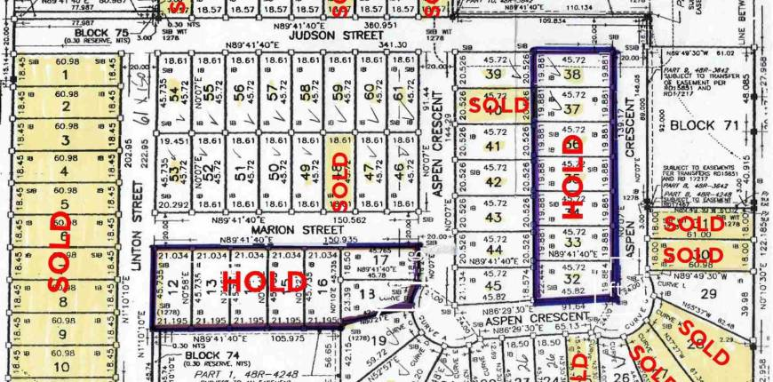 Lot 56 Judson ST, Emo, Ontario, Canada P0W1E0, Register to View ,For Sale,TB210719