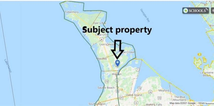 PT LT F EVERETT Road, South Bruce Peninsula, Ontario, Canada N0H2T0, 3 Bedrooms Bedrooms, Register to View ,2 BathroomsBathrooms,House,For Sale,EVERETT,40081228