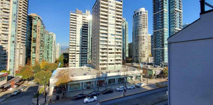 513 1270 ROBSON STREET, Vancouver, British Columbia, Canada V6E3Z6, 1 Bedroom Bedrooms, Register to View ,1 BathroomBathrooms,Condo,For Sale,ROBSON,R2559827