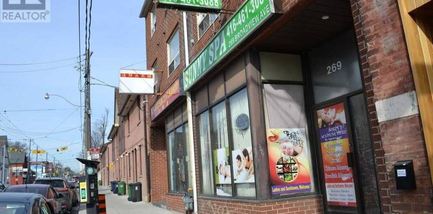 269 BROADVIEW AVE, Toronto, Ontario, Canada M4M2G8, Register to View ,2 BathroomsBathrooms,For Rent,Broadview,E5179075