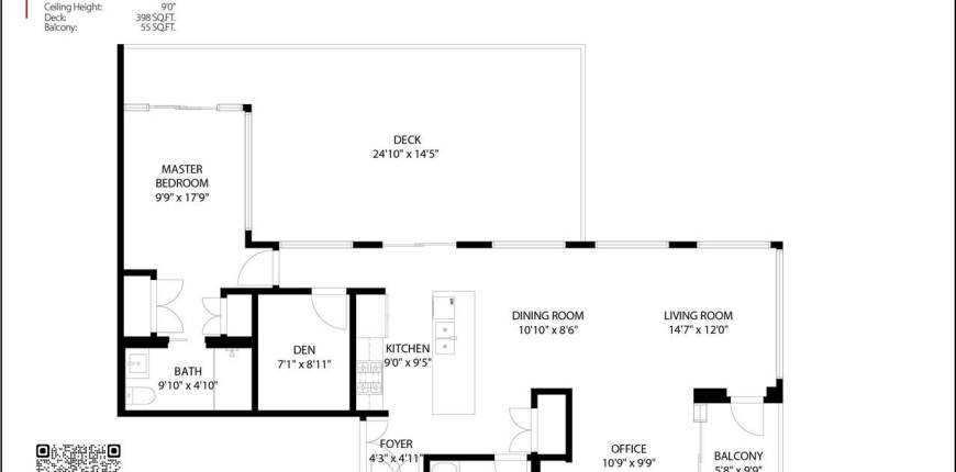 1903 958 RIDGEWAY AVENUE, Coquitlam, British Columbia, Canada V3K0C5, 1 Bedroom Bedrooms, Register to View ,2 BathroomsBathrooms,Condo,For Sale,RIDGEWAY,R2574474