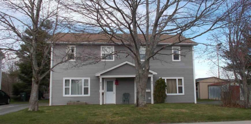 91/93 BRAEMORE AVENUE, Antigonish, Nova Scotia, Canada B2G2L1, Register to View ,Duplex,For Sale,202111086