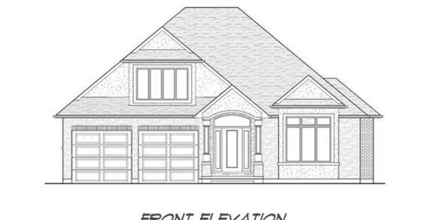 LOT 16 CUMBERLAND Street, Brantford, Ontario, Canada N3S7J6, 3 Bedrooms Bedrooms, Register to View ,2 BathroomsBathrooms,House,For Sale,CUMBERLAND,40110216