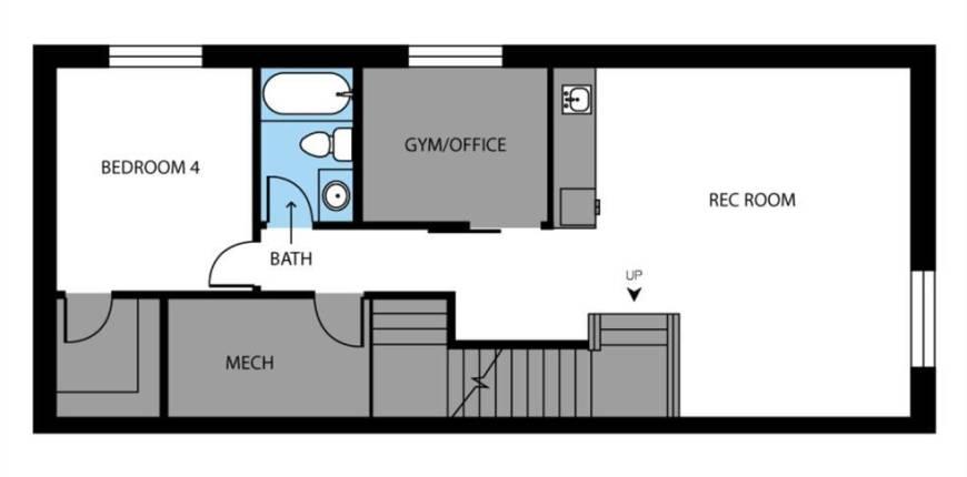 1440 41 Street SW, Calgary, Alberta, Canada T3C1X6, 4 Bedrooms Bedrooms, Register to View ,4 BathroomsBathrooms,Duplex,For Sale,41,A1112323