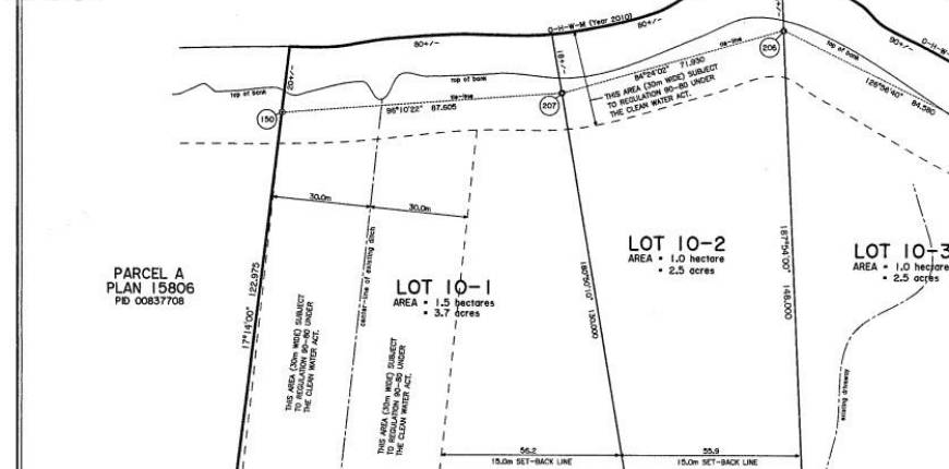 lot 10-1 Route 955, Murray Corner, New Brunswick, Canada E4M3K1, Register to View ,For Sale,Route 955,M135241