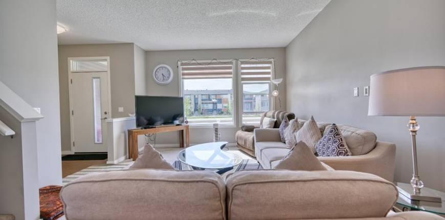 1528 Cornerstone Boulevard NE, Calgary, Alberta, Canada T3N1H3, 3 Bedrooms Bedrooms, Register to View ,3 BathroomsBathrooms,Townhouse,For Sale,Cornerstone,A1122580
