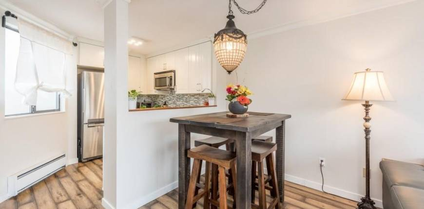 108 811 W 7TH AVENUE, Vancouver, British Columbia, Canada V5Z1C2, 3 Bedrooms Bedrooms, Register to View ,2 BathroomsBathrooms,Townhouse,For Sale,7TH,R2595669