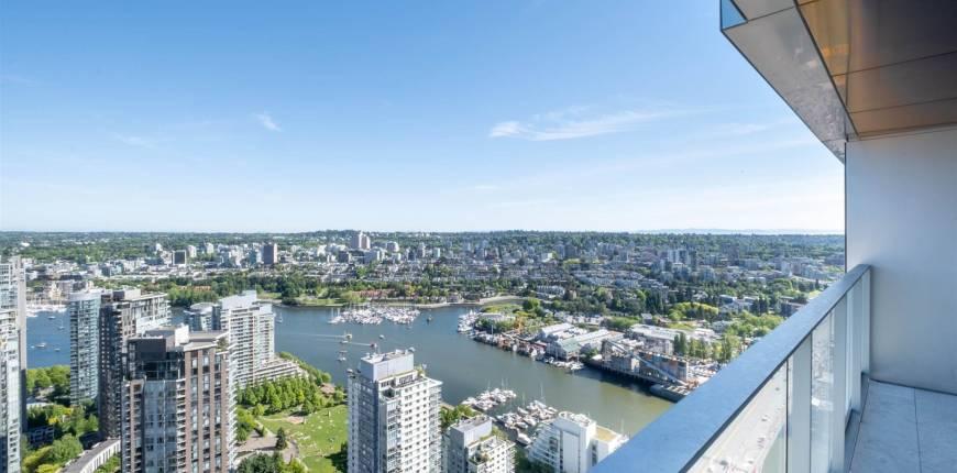 5005 1480 HOWE STREET, Vancouver, British Columbia, Canada V6Z0G5, 2 Bedrooms Bedrooms, Register to View ,3 BathroomsBathrooms,Condo,For Sale,HOWE,R2595989