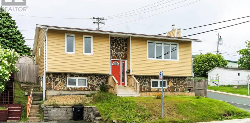 32 Fahey Street, St. John's, Newfoundland & Labrador, Canada A1G1G4, 4 Bedrooms Bedrooms, Register to View ,2 BathroomsBathrooms,Duplex,For Sale,Fahey,1232539