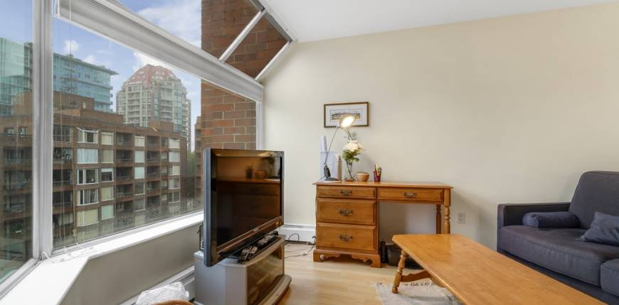 809-1333 Hornby St, Vancouver, British Columbia, Canada, 1 Bedroom Bedrooms, Register to View ,1 BathroomBathrooms,Condo,For Sale,Hornby,380600602275890