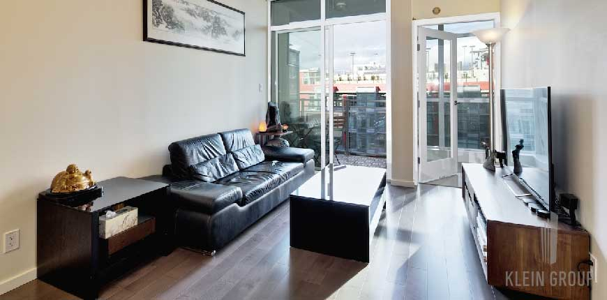 609 - 63 W 2nd Avenue, Vancouver, British Columbia, Canada V5Y 0G8, 1 Bedroom Bedrooms, Register to View ,1 BathroomBathrooms,For Sale,W 2nd ,1080