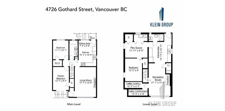 Vancouver, British Columbia, Canada V5R 3K9, Register to View ,For Sale,Gothard Street,1095