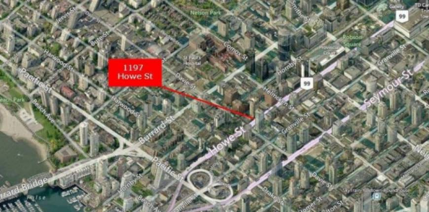 Vancouver, British Columbia, Canada V6Z 0A8, Register to View ,For Sale,Howe Street,1327