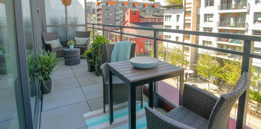 Vancouver, British Columbia, Canada V5Y0K3, 1 Bedroom Bedrooms, Register to View ,1 BathroomBathrooms,For Sale,The One,W 1st Avenue,1421