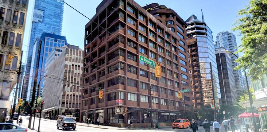 1112 W Pender- 602- 1112 W Pender, Vancouver- British Columbia, Register to View ,Office,For Lease,W Pender,1528
