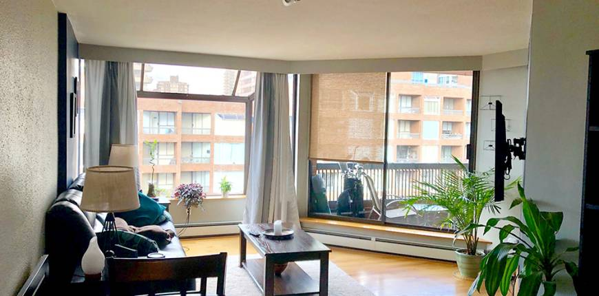 Vancouver, British Columbia, Canada, 1 Bedroom Bedrooms, Register to View ,1 BathroomBathrooms,Condo,For Sale,Hornby,380600602096113