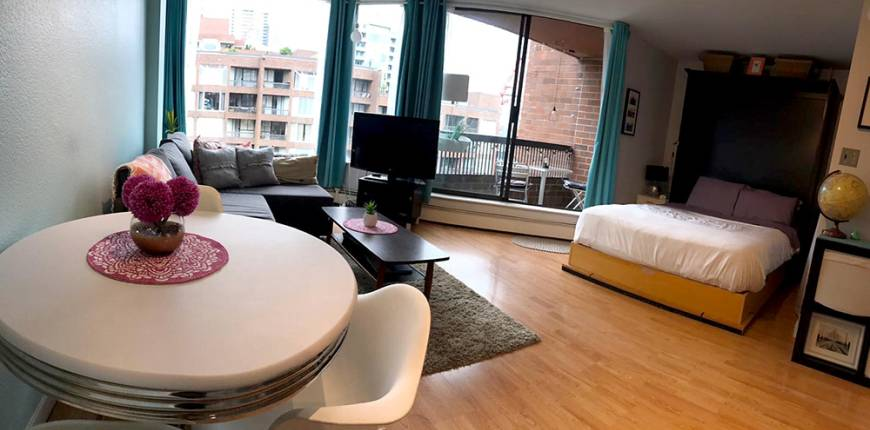 Vancouver, British Columbia, Canada, 1 Bedroom Bedrooms, Register to View ,1 BathroomBathrooms,Condo,For Sale,Burrard,380600602096479